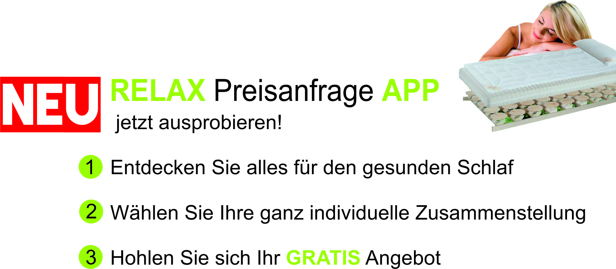 Anfrage APP Relax 2016