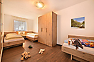 Schlafzimmer mit 3 Einzelbetten 2016